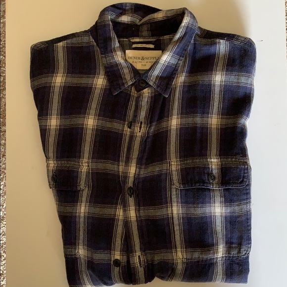 Ralph Lauren Other - Ralph Lauren Denim and Supply Flannel Shirt
